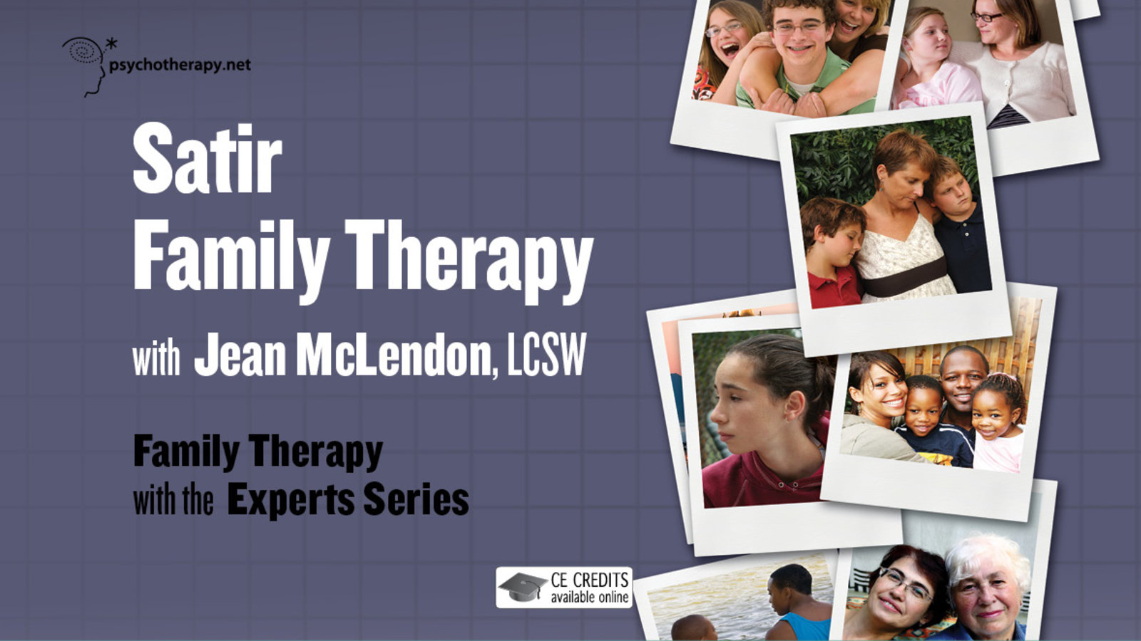 Satir Family Therapy - With Jean McLendon